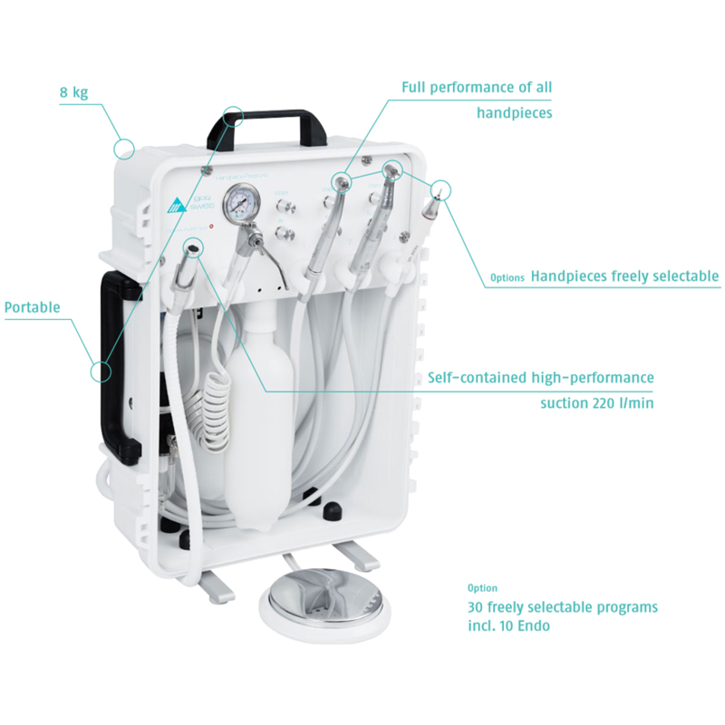 Portable Dental Unit - Dental Products | Ivoclar Vivadent