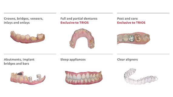 3Shape Trios Scanner - Dental Brands | Ivoclar Vivadent