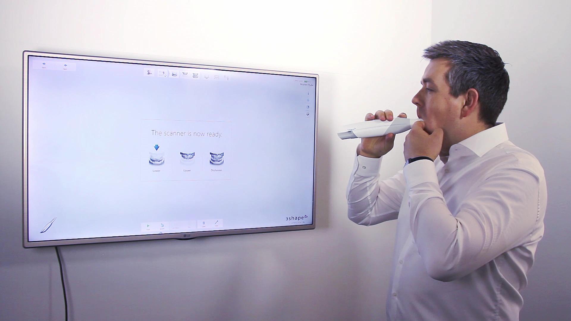 3Shape Trios Scanner - Dental Brands | Ivoclar Vivadent