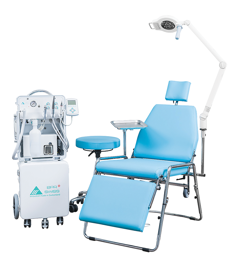 Your complete mobile dental clinic Image