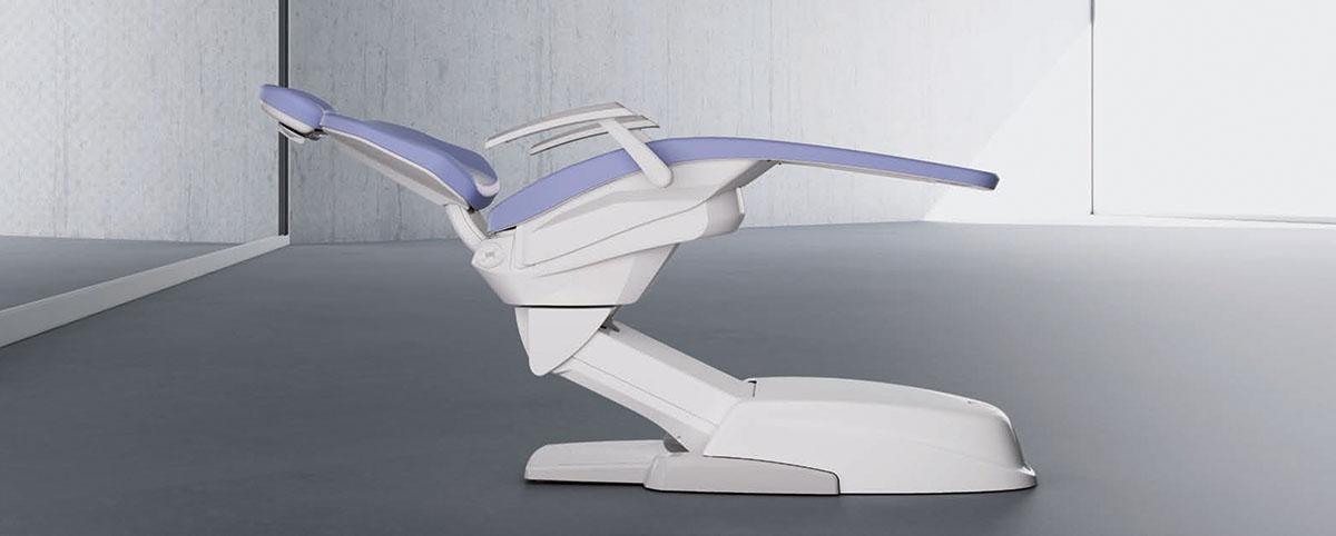 Stern Weber S210LR Dental Chair